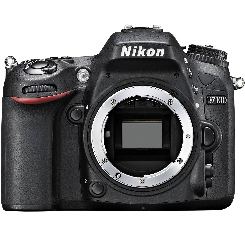 Nikon DSLR D7100 18-140mm VR