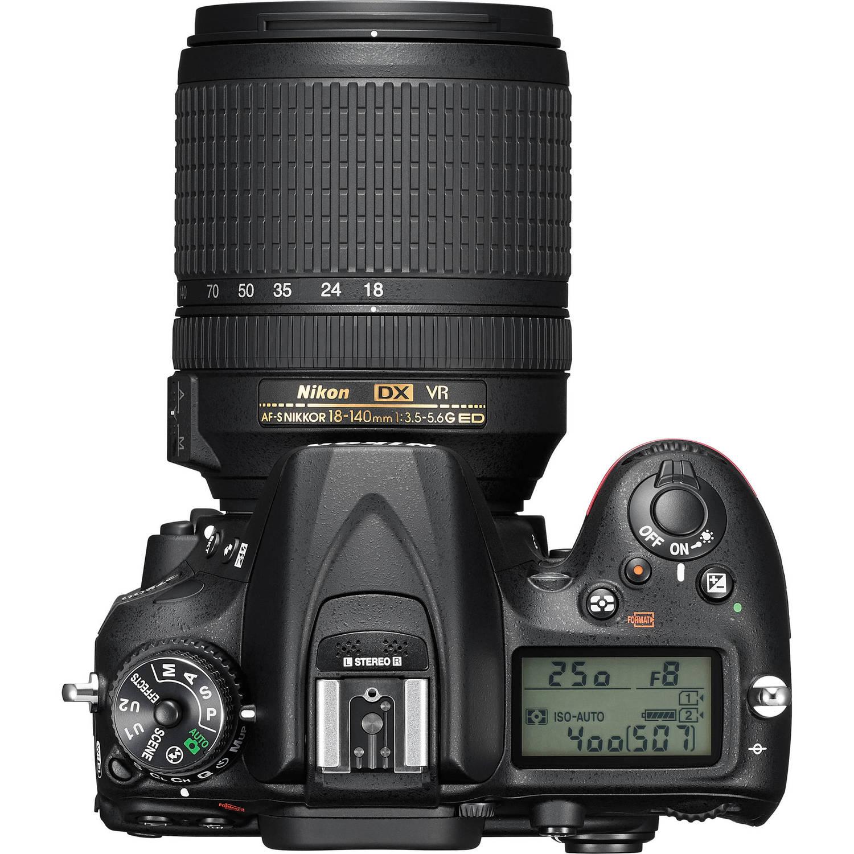 Nikon DSLR D7200  18-140MM VR