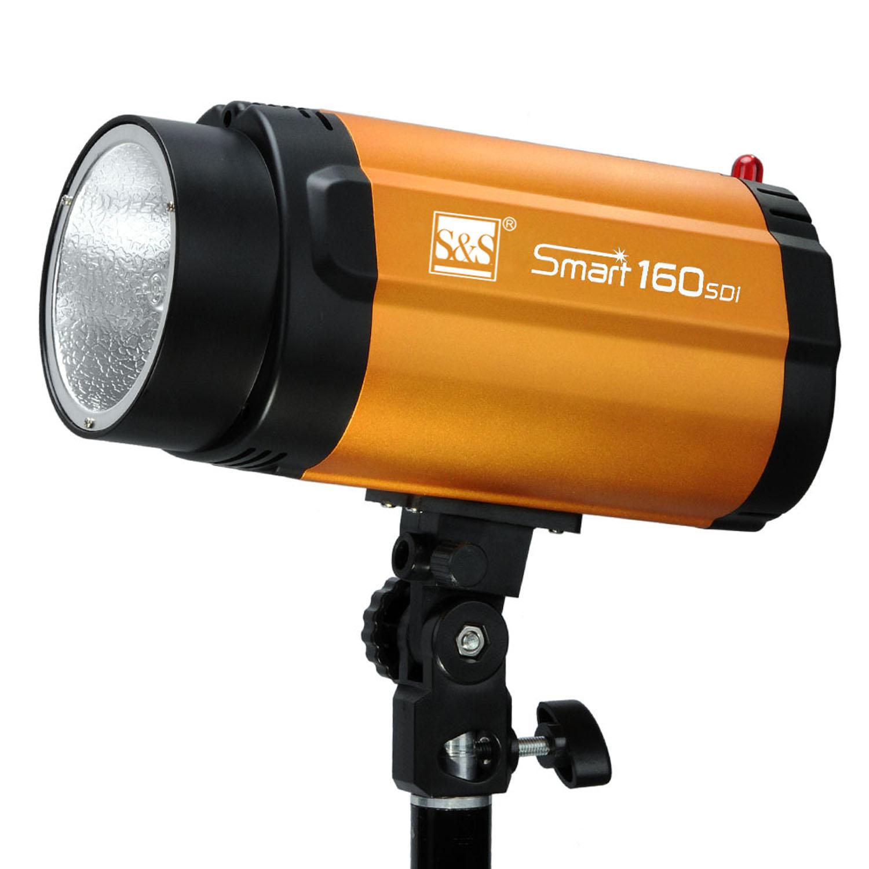 S&S Studio Flash Smart 160SDI