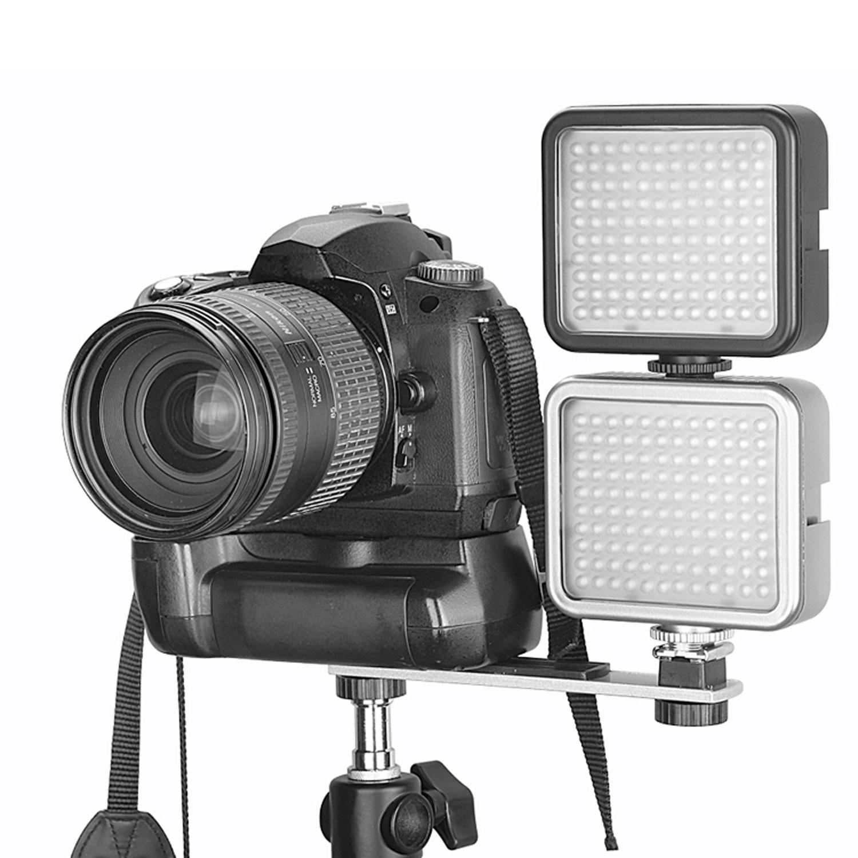 نور ال ای دی VL-120B متل  Mettle VL-120B LED Video Light