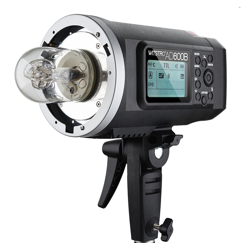 فلاش پرتابل AD600B اس اند اس  S&S Portable Flash AD600B