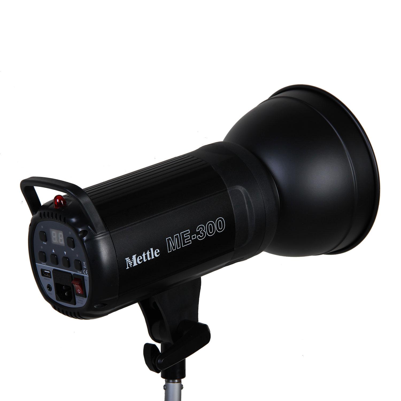 فلاش استودیویی ME-300 متل Mettle Studio Flash ME-300