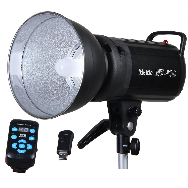 فلاش استودیویی ME-400 متل Mettle Studio Flash ME-400