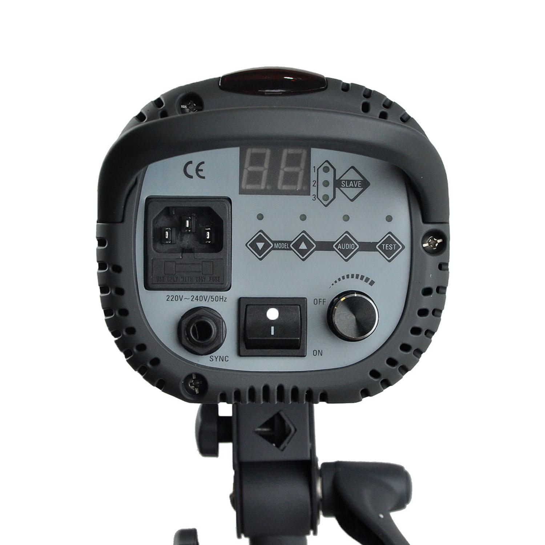 فلاش استودیویی EX-200 میرکوپرو  Mircopro Studio Flash EX-200
