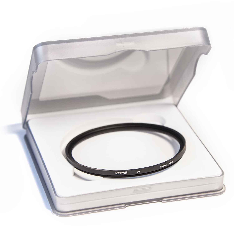 فیلتر لنز اشمیت  Schmidt Filter UV 52mm