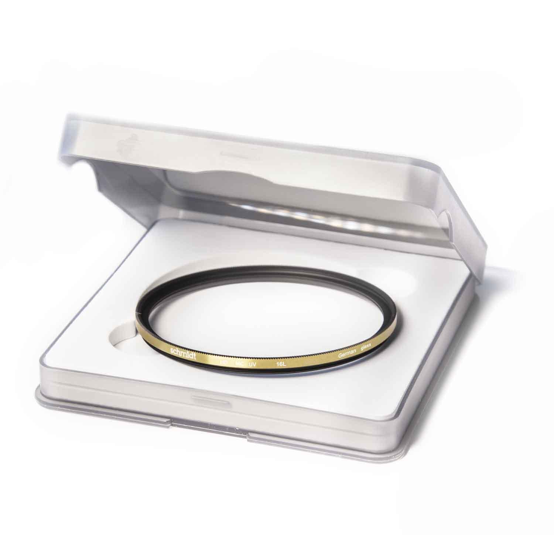 فیلتر لنز اشمیت  Schmidt Filter 16L UV 49 MM