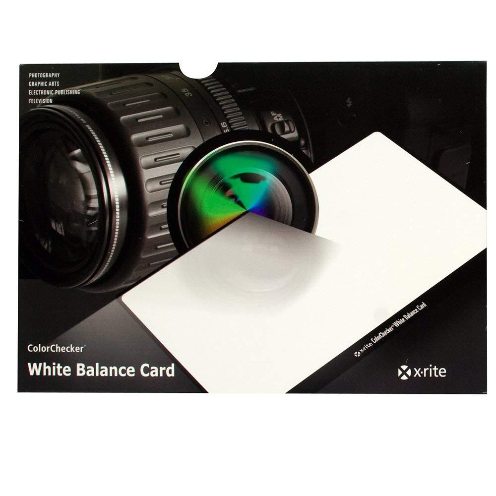 کارت وایت بالانس Xrite White Balance