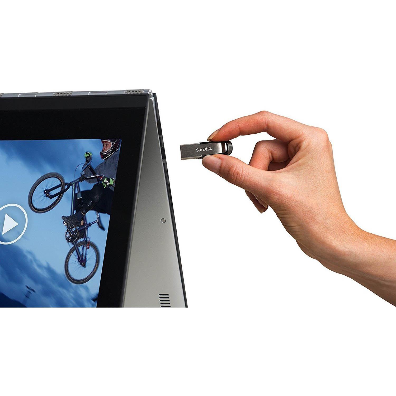 فلش مموری 32GB Ultra Flair سن دیسک SanDisk 32GB Ultra Flair USB3.0 Flash Drive