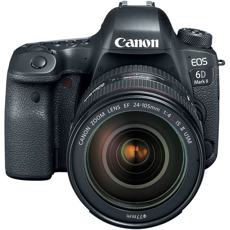 دوربین کانن Canon EOS 6DII 24-105mm f/4L II Lens