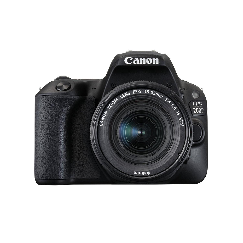 دوربین کانن  Canon EOS 200D+18-55mm STM Lens
