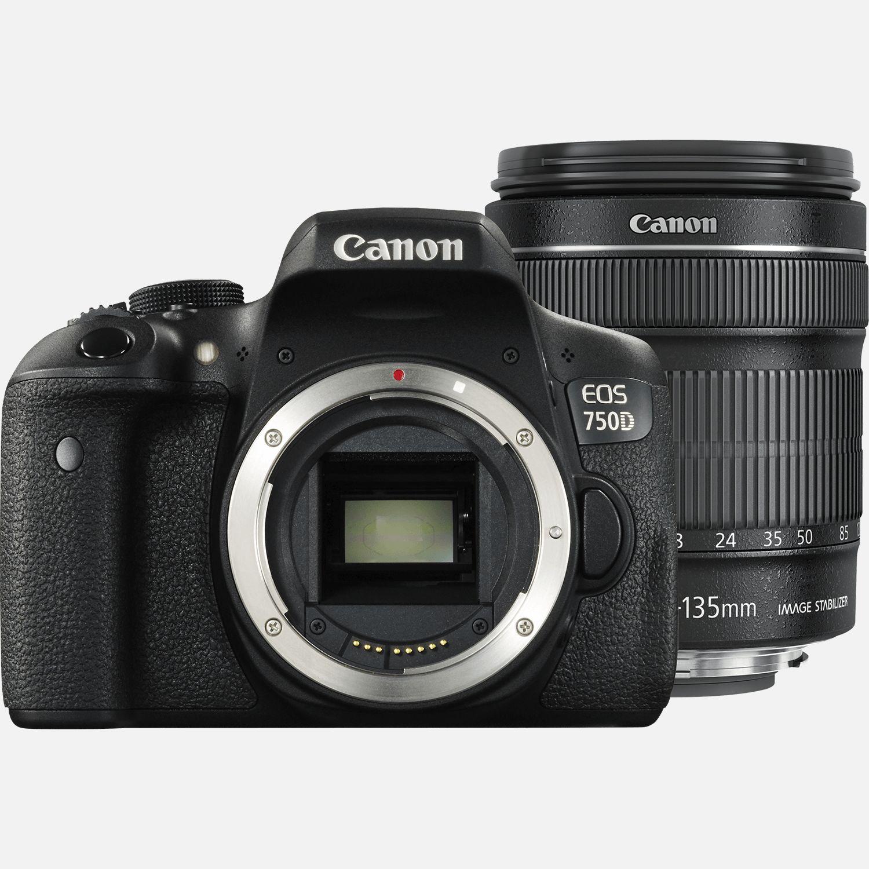 دوربین کانن Canon EOS 750D 18-135mm STM Lens