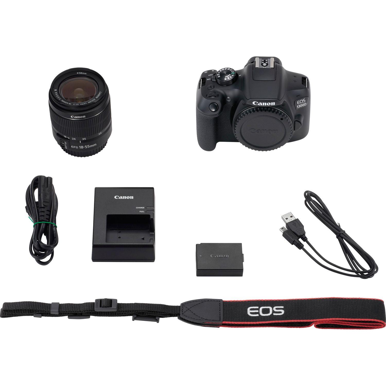 دوربین کانن CANON EOS 1300D+18-55III Lens