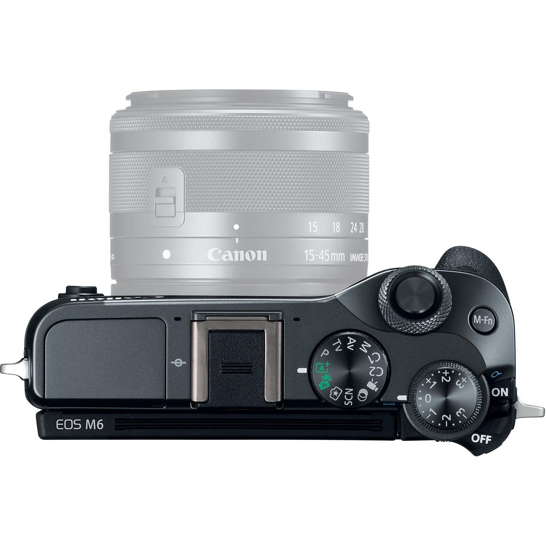دوربین کانن Canon EOS M6 Body