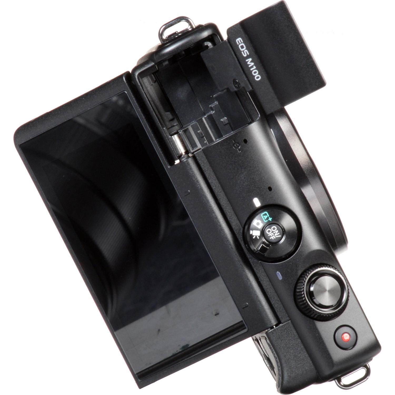 دوربین کانن Canon EOS M100 Mirrorless Body