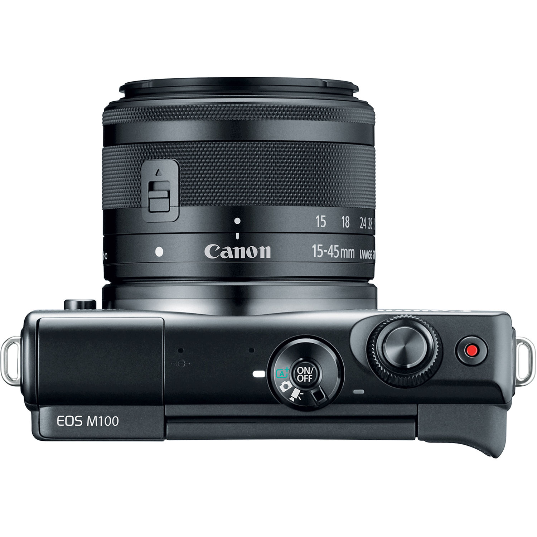 دوربین کانن Canon EOS M100+15-45mm Lens