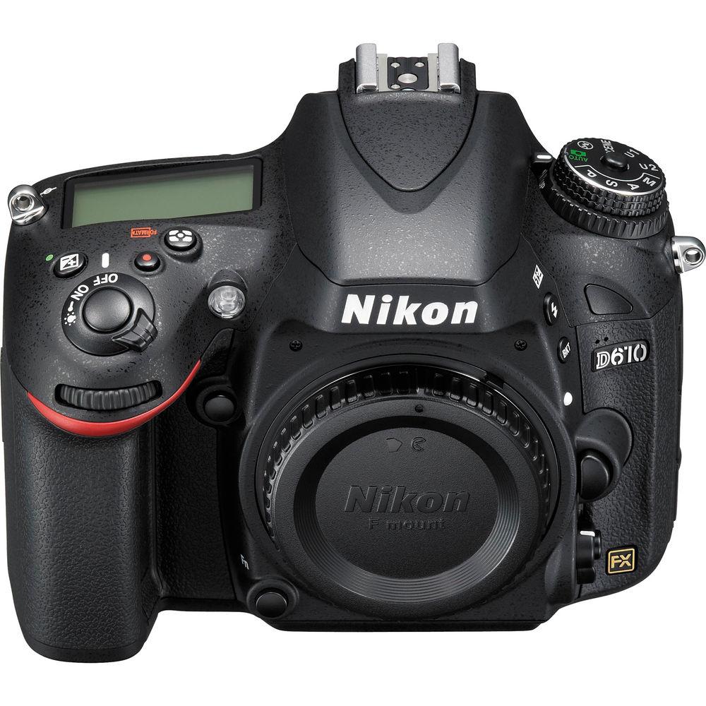 دوربین نیکون D610 Body
