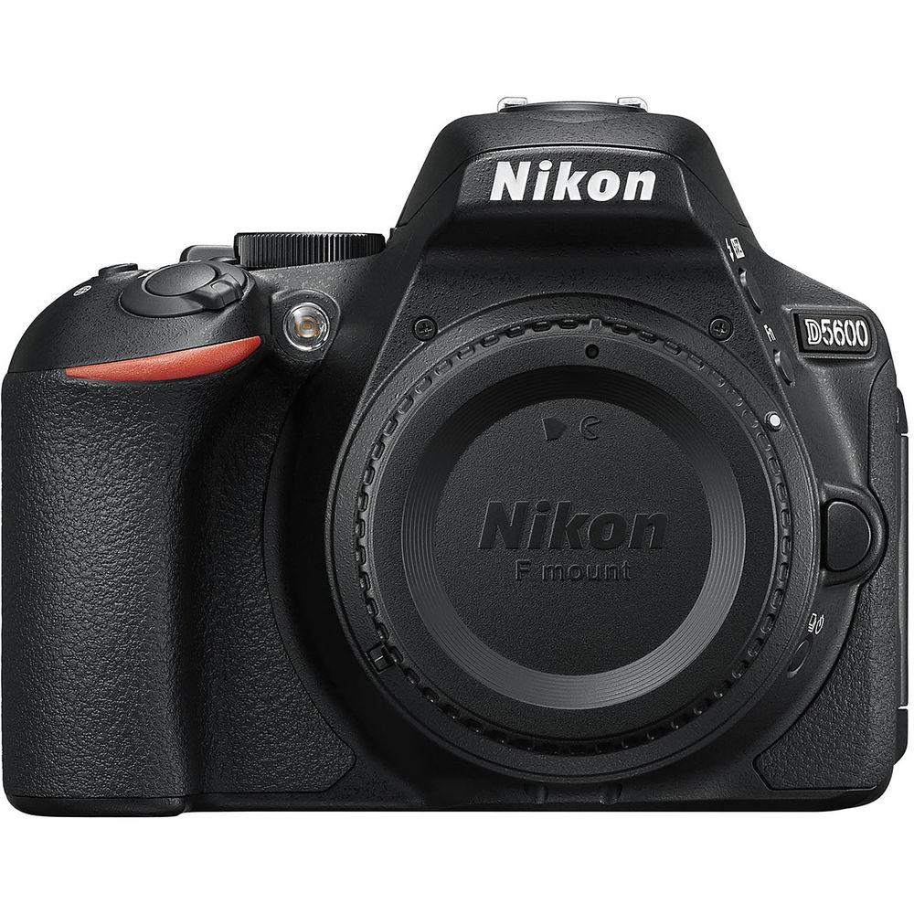 دوربین نیکون D5600 + 18-140MM Lens
