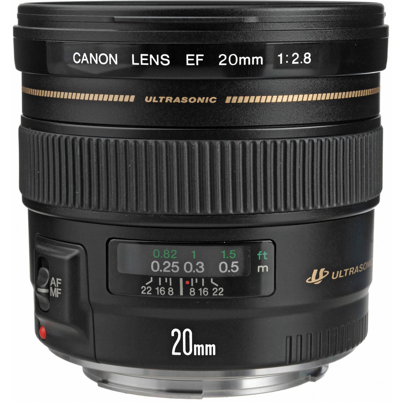 لنز EF 20mm USM کانن