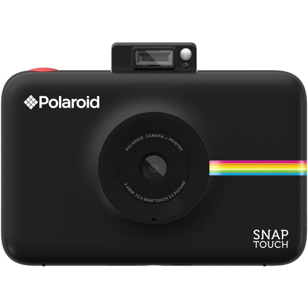 دوربین Snap Touch Instant پولاروید مشکی
