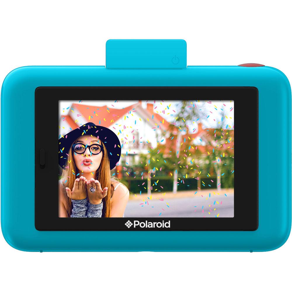 دوربین Snap Touch Instant پولاروید آبی