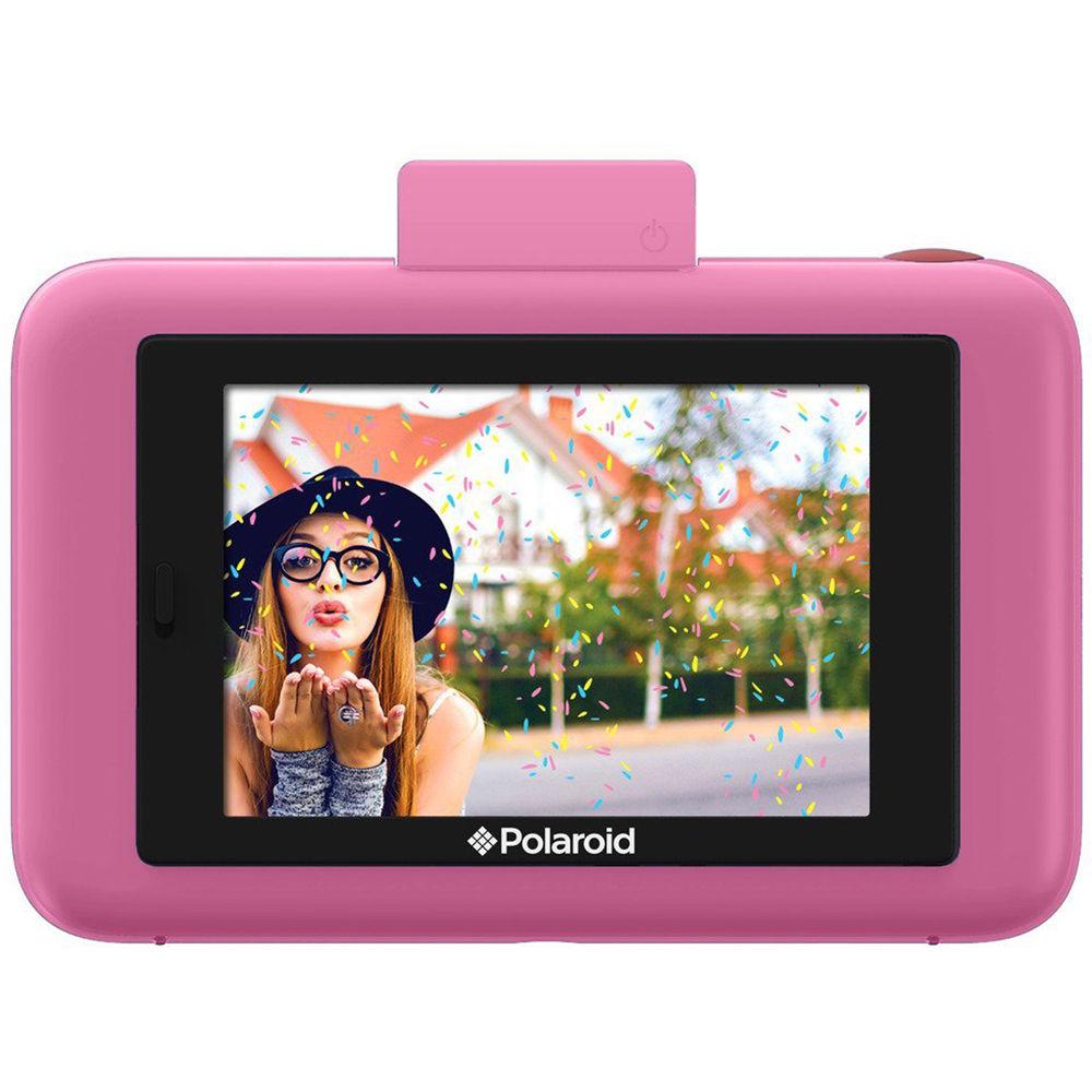 دوربین Snap Touch Instant پولاروید صورتی