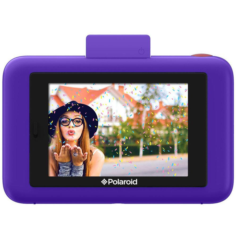 دوربین Snap Touch Instant پولاروید بنفش