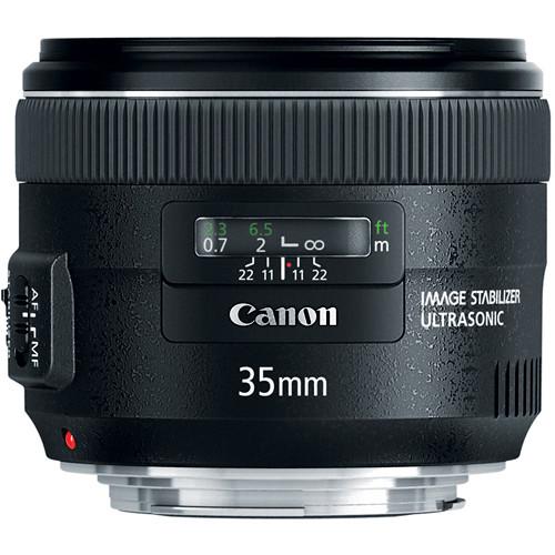 لنز 35mm کانن EF 35mm f/2 IS USM
