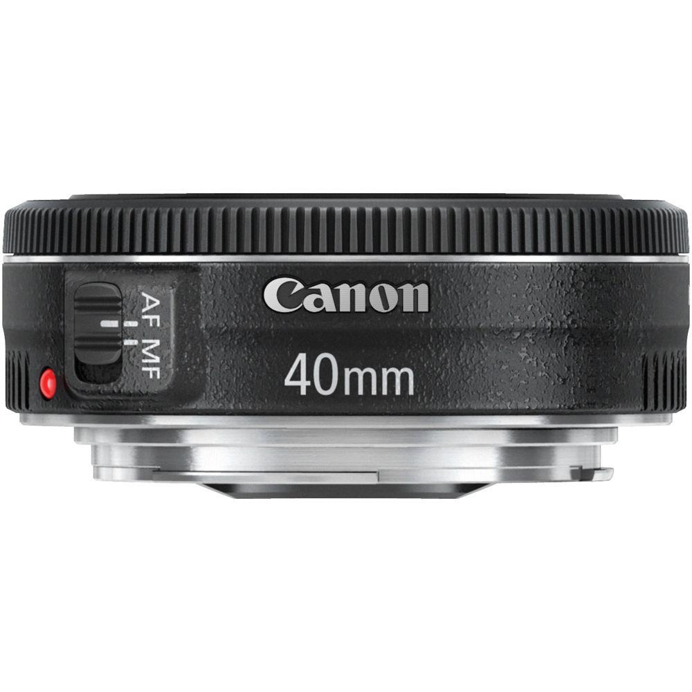 لنز 40mm کانن EF 40mm f/2.8 STM