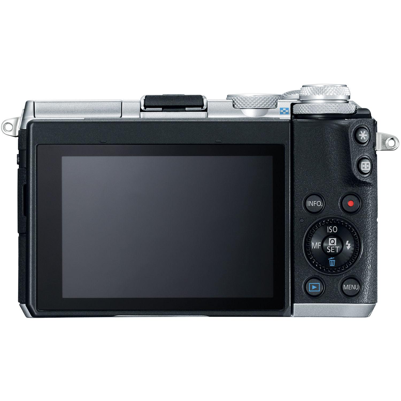 دوربین عکاسی کانن Canon EOS M6 Mirrorless Body