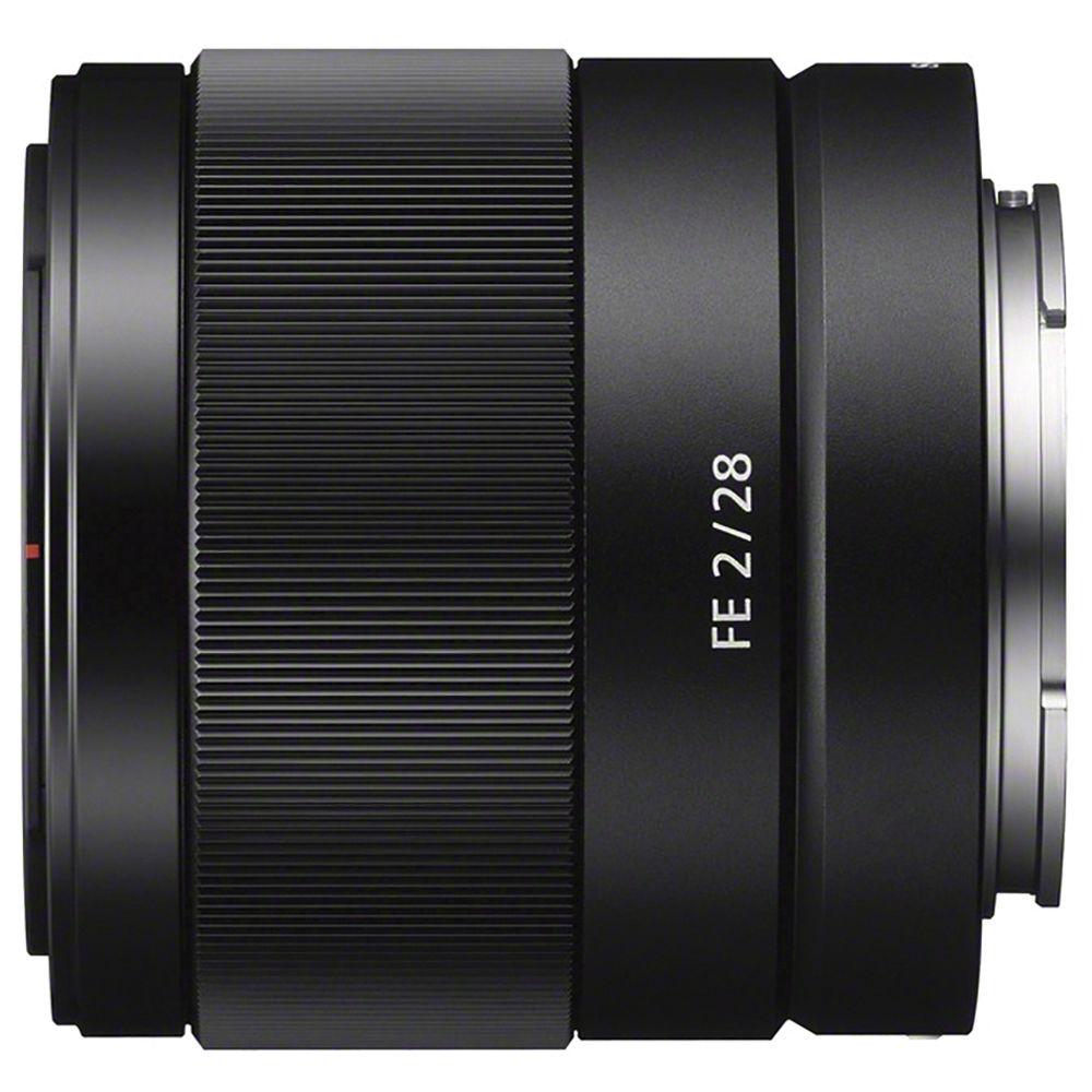 لنز 28mm سونی f/2