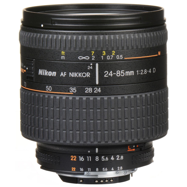 لنز نیکون AF-S Nikkor 24-85mm f/2.8-4D IF
