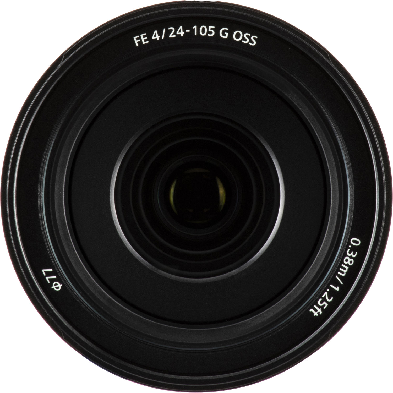 لنز سونی FE 24-105mm f/4 G OSS