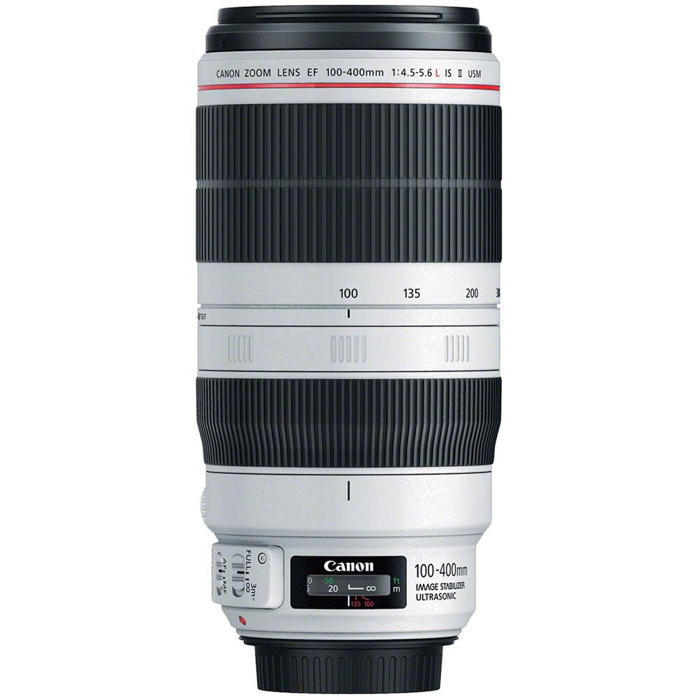 لنز کانن EF 100-400mm f/4.5-5.6L IS II USM