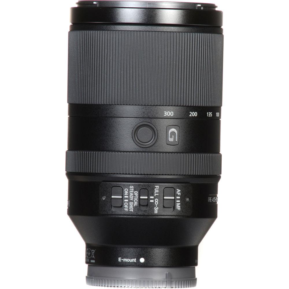 لنز سونی FE 70-300mm f/4.5-5.6 GM OSS
