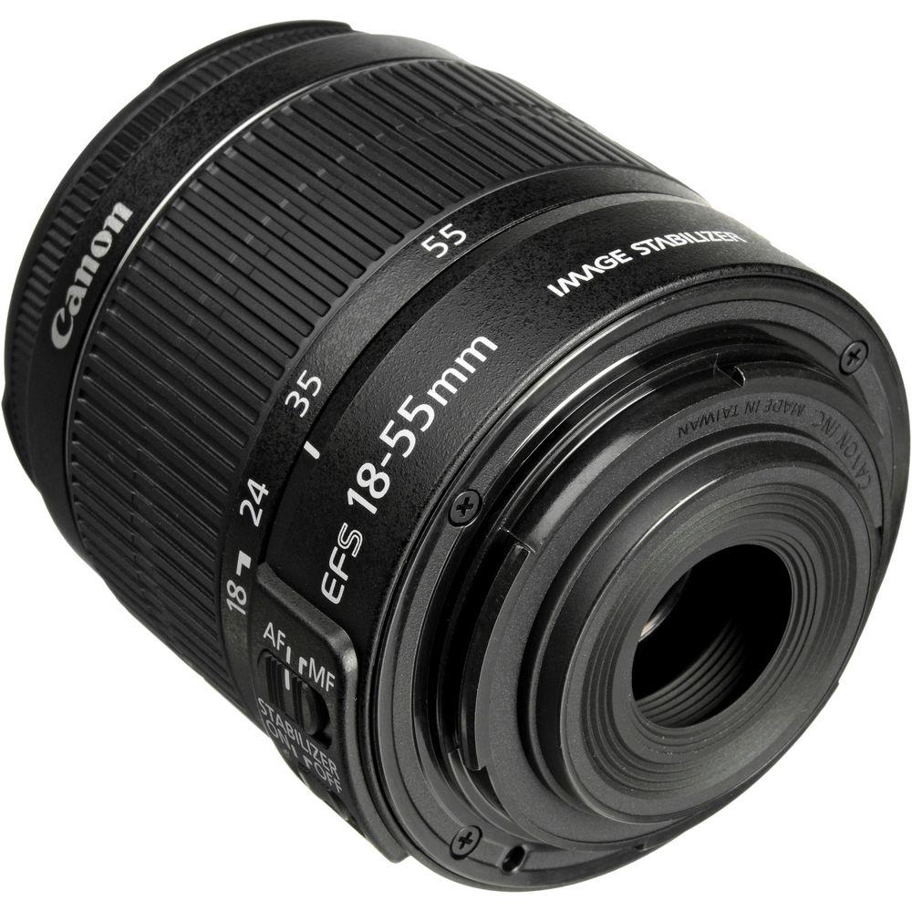 لنز کانن EF-S 18-55mm f/3.5-5.6 IS II