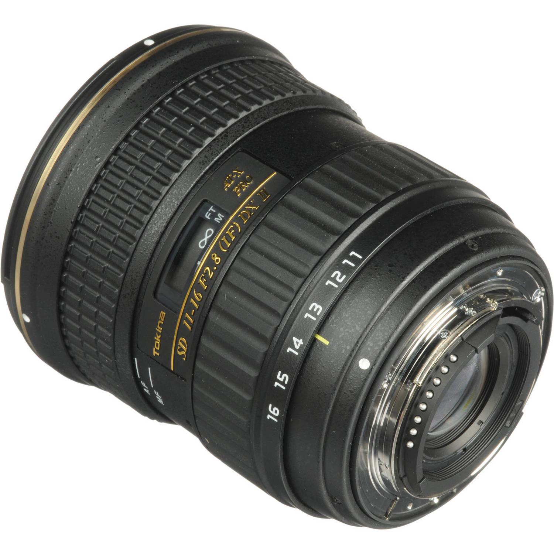 لنز 11-16mm توکینا / نیکونی Tokina AT-X 116 PRO DX-II 11-16mm f/2.8 Lens for Nikon F