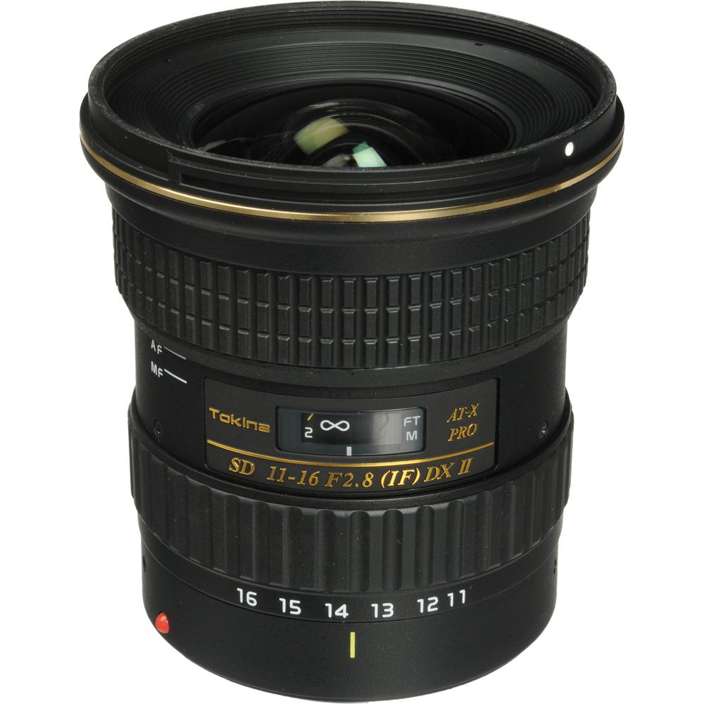 لنز 11-16mm توکینا / کاننی Tokina AT-X 116 PRO DX-II 11-16mm f/2.8 Lens for Canon EF