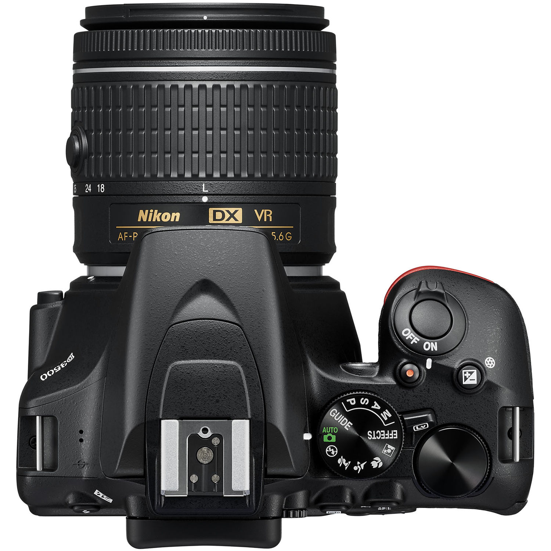 دوربین نیکون  Nikon D3500 DSLR Camera with 18-55mm Lens