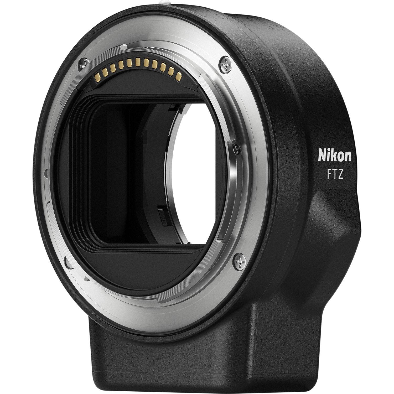 دوربین نیکون Nikon Z6 Mirrorless Digital Camera with FTZ Mount Adapter Kit