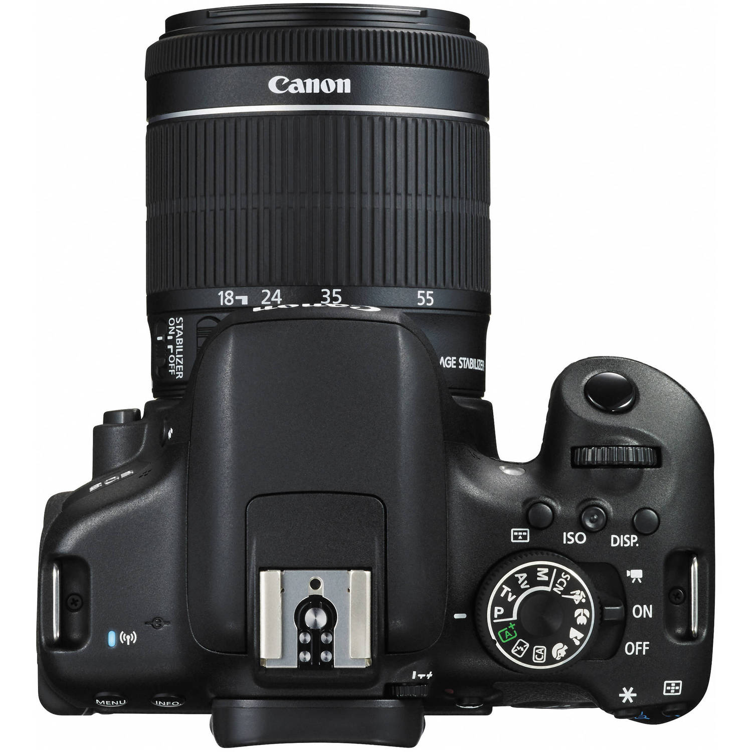 دوربین کانن Canon EOS 750D 18-55mm IS STM Lens