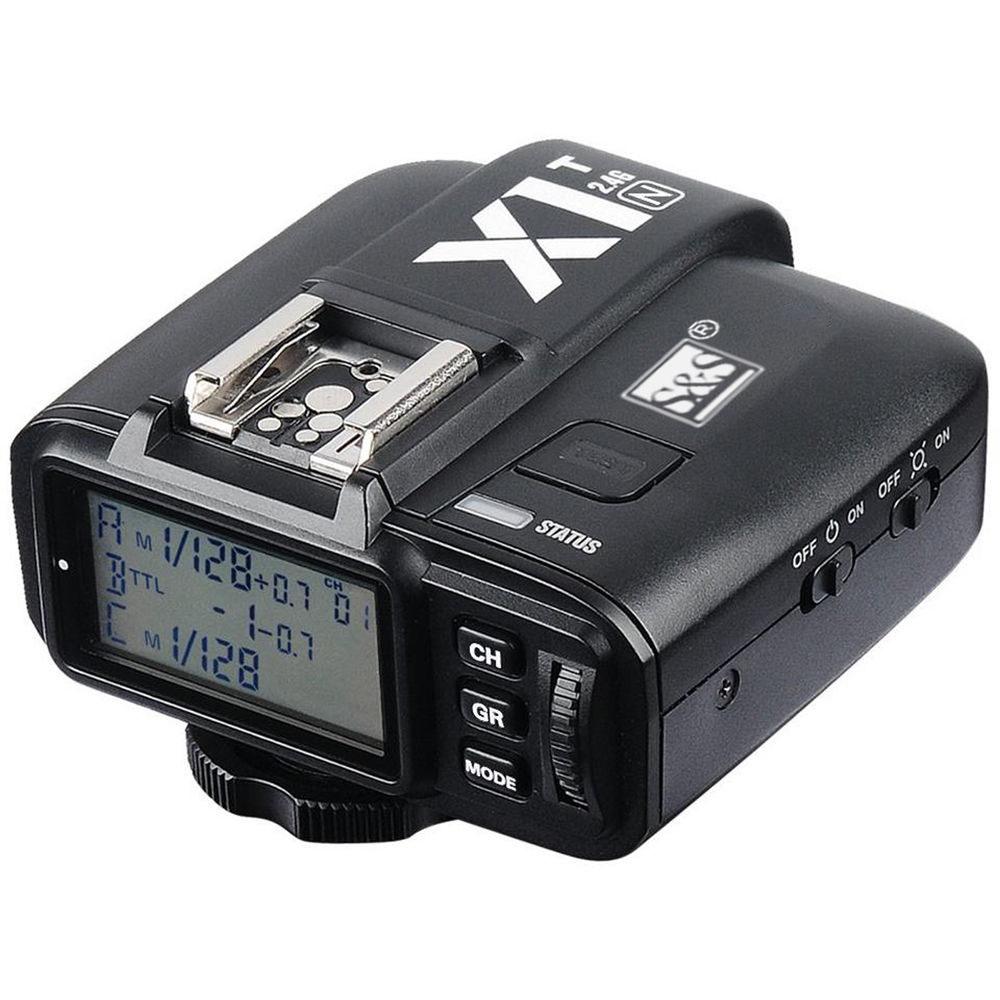 رادیو فلاش X1 کاننی اس اند اس S&S X1C TTL Wireless Flash Trigger For Canon