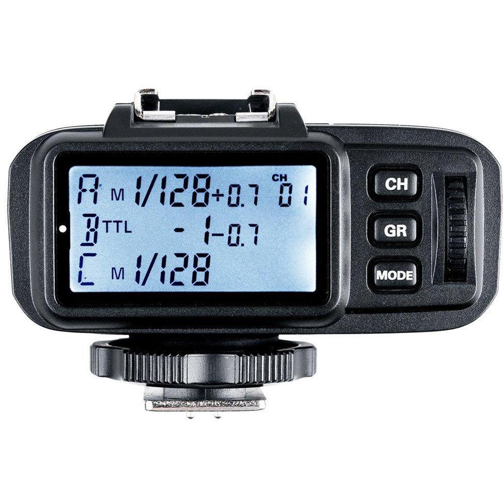 رادیو فلاش X1 نیکونی اس اند اس  S&S X1N TTL Wireless Flash Trigger For Nikon