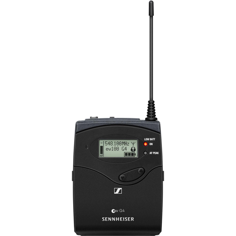 میکروفن EW 112P سنایزر  Sennheiser EW 112P G4-B Wireless Lapel Microphone