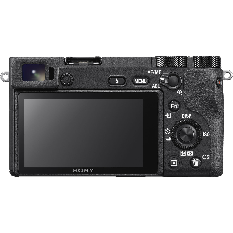 دوربین عکاسی a6500 با لنز 18-135 میلیمتر