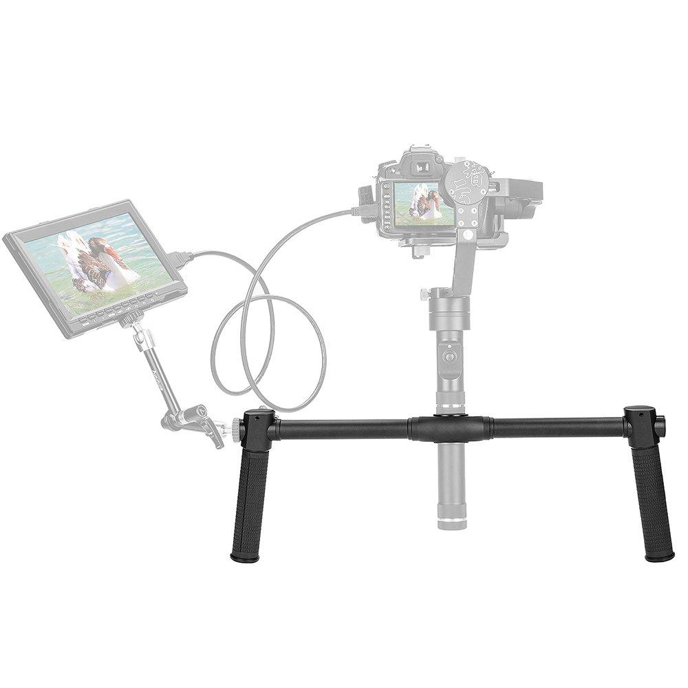 نگه دارنده دو دسته Zhiyun-Tech مخصوص Crane 2