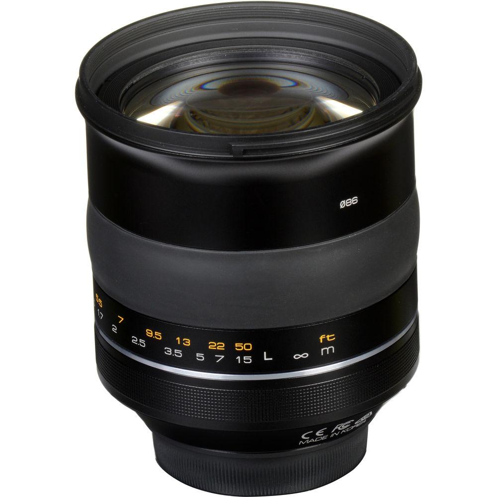 لنز سامیانگ کاننی Samyang XP 85mm f/1.2