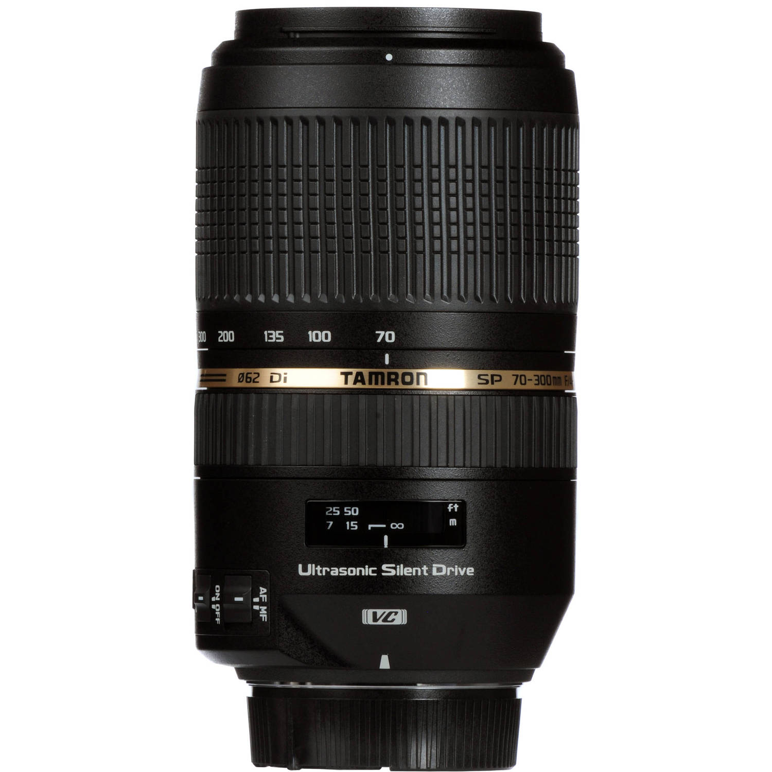 لنز تامرون SP 70-300mm f/4-5.6 Di VC USD Telephoto Zoom for Nikon