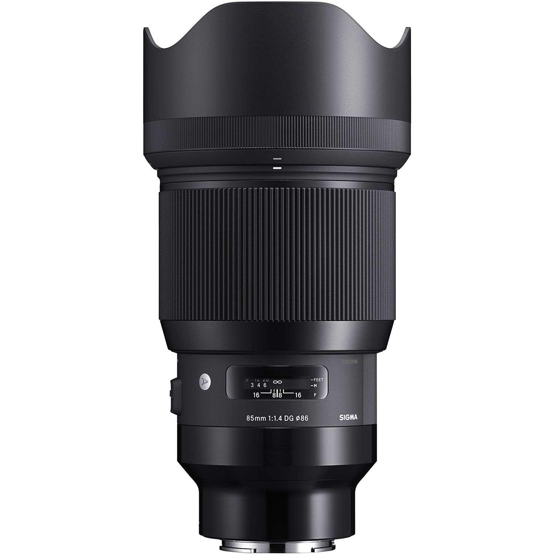 لنز سیگما 85mm f/1.4 DG HSM Art for Sony E