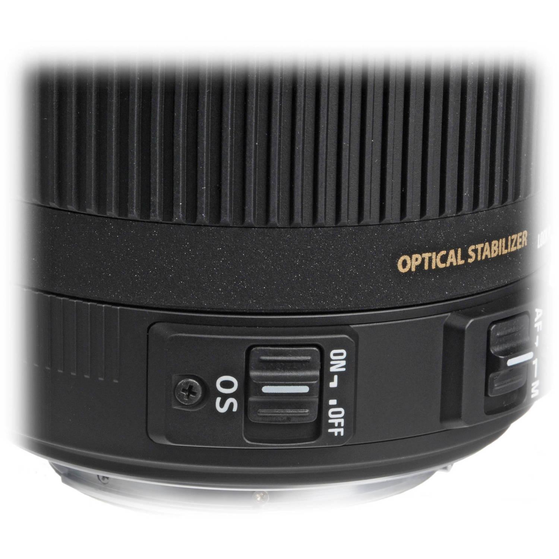 لنز سیگما Sigma 17-50mm f/2.8 EX DC OS HSM for Canon EF