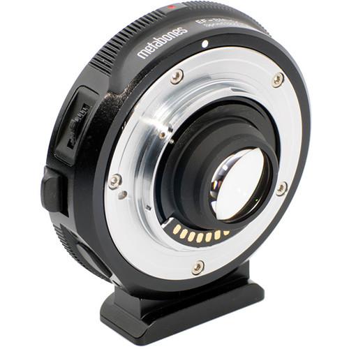 مبدل مانت لنز Canon EF برای دوربین های BMPCC متابونز
